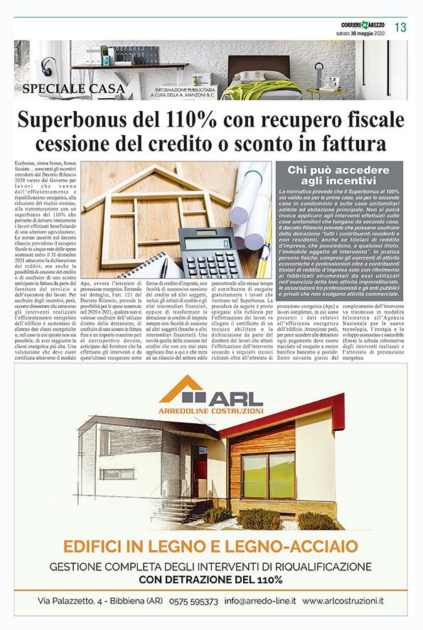 ARL Corriere di Arezzo